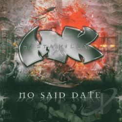 Masta Killa - No Said Date CD Cover Art