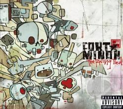 Fort Minor - Rising Tied CD Cover Art