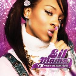Lil Mama - Vyp - Voice of the Young People CD Cover Art