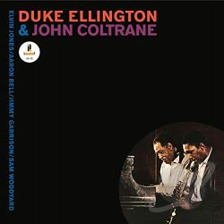 Coltrane, John / Ellington, Duke - Duke Ellington & John Coltrane CD Cover Art