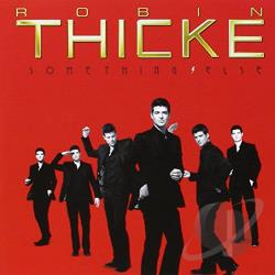 Thicke, Robin - Something Else CD Cover Art