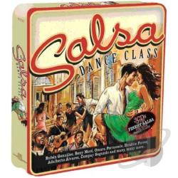Salsa: Dance Class CD Cover Art
