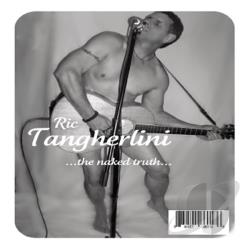 Tangherlini, Ric - Naked Truth CD Cover Art