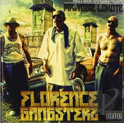 Mr Yosie - Florence Gangsters CD Cover Art