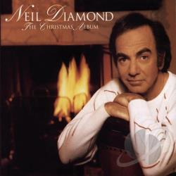 Diamond, Neil - Christmas Album CD Cover Art