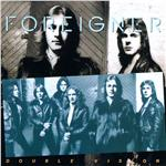 Foreigner - Double Vision CD Cover Art
