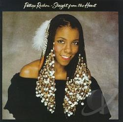 Rushen, Patrice - Straight from the Heart CD Cover Art