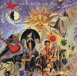 Tears For Fears - Seeds of Love CD Cover Art