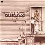 Outlaws - Outlaws CD Cover Art