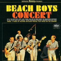 Beach Boys - Concert/Live in London CD Cover Art