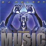 DJ Nelson - Music CD Cover Art