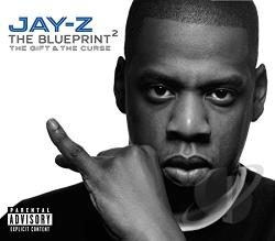 Jay-Z - Blueprinty: The Gift & the Curse CD Cover Art
