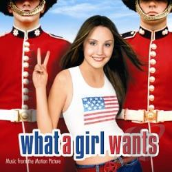What a Girl Wants CD Cover Art