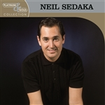 Sedaka, Neil - Platinum & Gold Collection CD Cover Art
