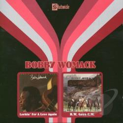 Womack, Bobby - Lookin' For A Love Again/Bw Goes C&W CD Cover Art