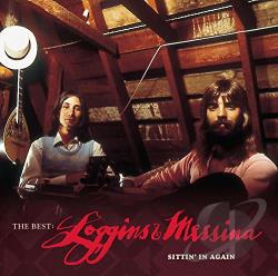 Loggins & Messina - Best: Sittin' in Again CD Cover Art