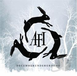 A.F.I. - Decemberunderground CD Cover Art
