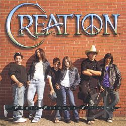 Creation - World Without Windows CD Cover Art