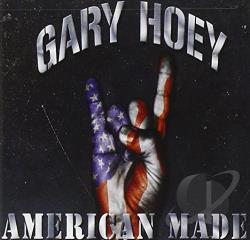 Hoey, Gary - American Made CD Cover Art