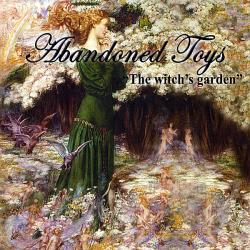 Abandoned Toys - Witch's Garden CD Cover Art
