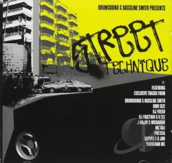 Street Technique - Street Technique CD Cover Art