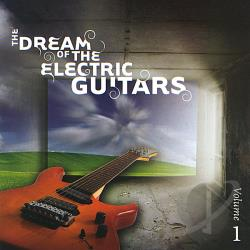 Dream of the Electric Guitars, Vol. 1 CD Cover Art