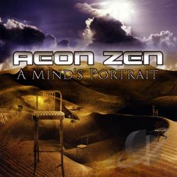 Aeon Zen - Mind's Portrait CD Cover Art