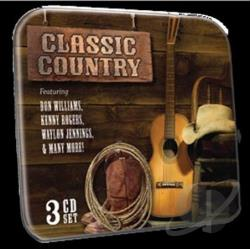 Classic Country CD Cover Art