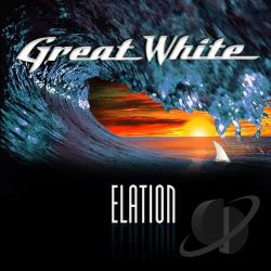Great White - Elation CD Cover Art