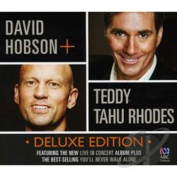Hobson, David / Rhodes, Teddy Tahu - David Hobson + Teddy Tahu Rhodes CD Cover Art