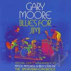 Moore, Gary - Blues for Jimi CD Cover Art
