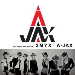 Ajax - 2 My X CD Cover Art
