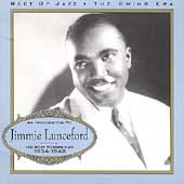 Lunceford, Jimmie - His Best Recordings 1934-1942 CD Cover Art