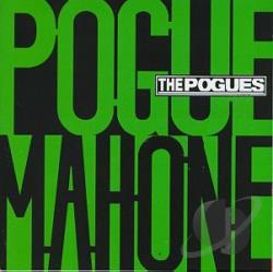 Pogues - Pogue Mahone CD Cover Art