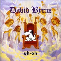 Byrne, David - Uh-Oh CD Cover Art