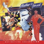 Mother's Finest - Definitive Collection CD Cover Art