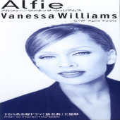 Williams, Vanessa - Alfie CD Cover Art