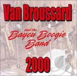 Broussard, Van - 2000 CD Cover Art