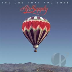 Air Supply - One That You Love CD Cover Art