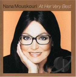 Mouskouri, Nana - At Her Very Best CD Cover Art