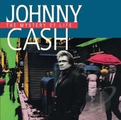 Cash, Johnny - Mystery of Life CD Cover Art