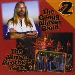 Allman, Gregg - Take 2 CD Cover Art