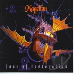 Magellan - Hour Of Restoration CD Cover Art