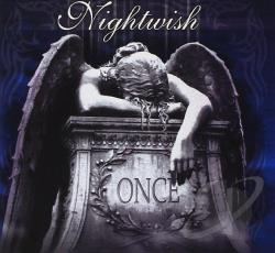 Nightwish - Once CD Cover Art