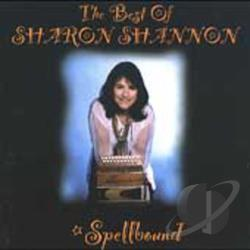 Shannon, Sharon - Spellbound: Best Of Sharon Shannon CD Cover Art