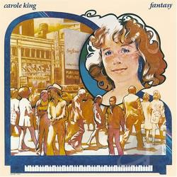 King, Carole - Fantasy CD Cover Art