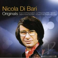 Bari, Nicola Di - Originals CD Cover Art