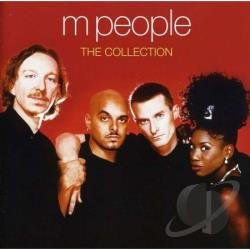 M People - Collection CD Cover Art