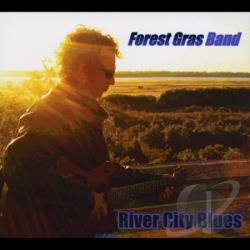 Forest Gras - River City Blues CD Cover Art