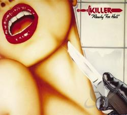 Killer - Ready for Hell CD Cover Art